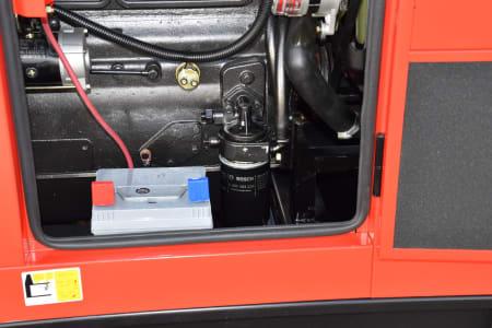 LUCLA GLU-50 Silent diesel generator i_03371357