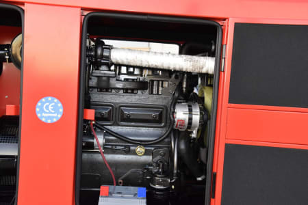 LUCLA GLU-50 Silent diesel generator i_03371358