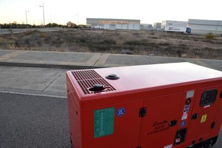 LUCLA GLU-50 Silent diesel generator i_03371362