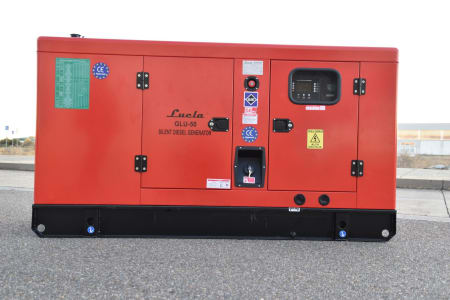 LUCLA GLU-50 Silent diesel generator i_03371364