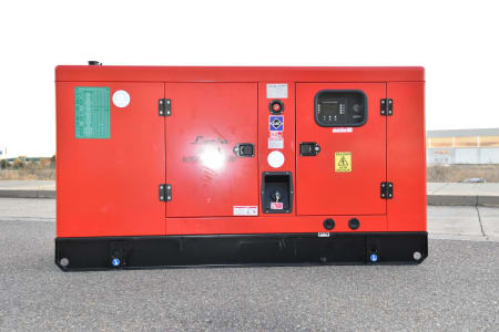 LUCLA GLU-50 Silent diesel generator i_03371366