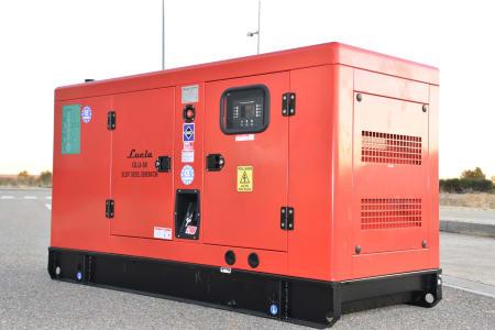 LUCLA GLU-50 Silent diesel generator i_03371368