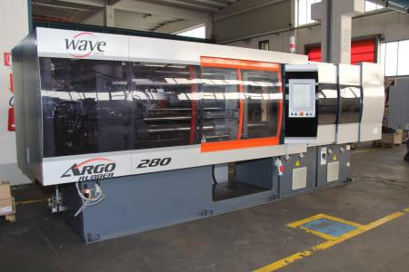 Машина за леене на пластмаси под налягане WAVE ARGO 280 R FIFO i_03403868