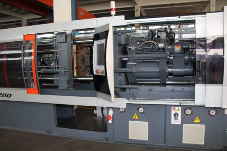 Машина за леене на пластмаси под налягане WAVE ARGO 280 R FIFO i_03403869