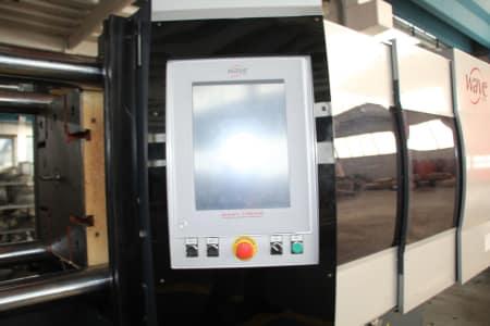 Машина за леене на пластмаси под налягане WAVE ARGO 280 R FIFO i_03403879