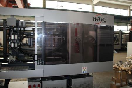 Машина за леене на пластмаси под налягане WAVE ARGO 280 R FIFO i_03403883