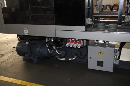 Машина за леене на пластмаси под налягане WAVE ARGO 280 R FIFO i_03403884