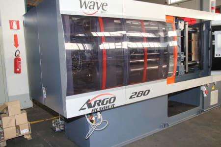Машина за леене на пластмаси под налягане WAVE ARGO 280 R FIFO i_03403887