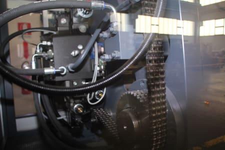 Машина за леене на пластмаси под налягане WAVE ARGO 280 R FIFO i_03403888