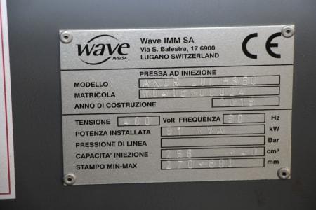 Wtryskarka WAVE AXOR 200 HS 50 i_03403899