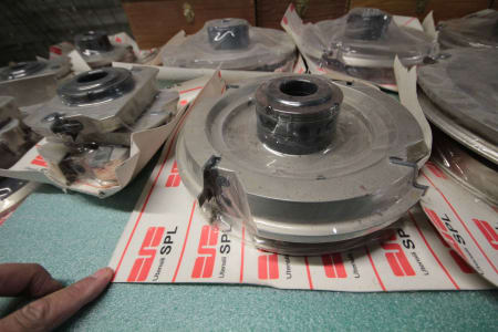 SPL Lot of Milling Tools i_03408625