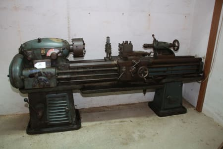 SAFOP FC 72 M Lathe for metal i_03411140