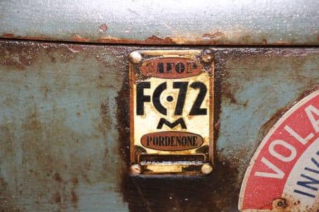 SAFOP FC 72 M Lathe for metal i_03411141