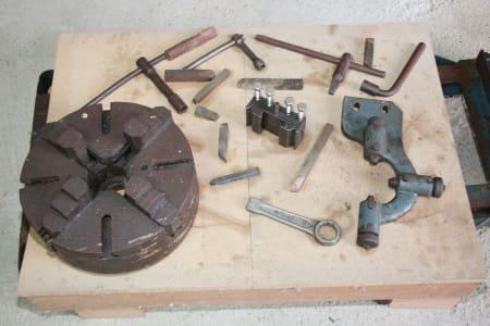 SAFOP FC 72 M Lathe for metal i_03411165