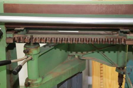 CASATI MS Dovetail joints machine i_03411211
