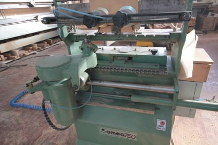OMEC OMEC 750 Dovetailing machine for drawers i_03412112