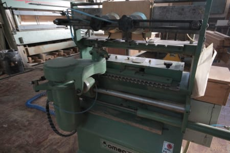 OMEC OMEC 750 Dovetailing machine for drawers i_03412116