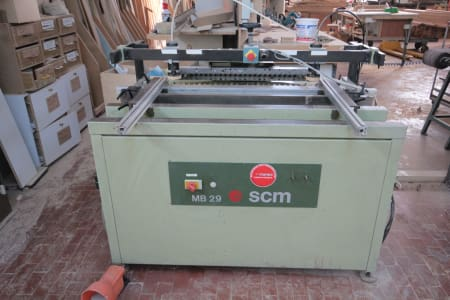 SCM MB29 Multiple Drilling Machine i_03412157