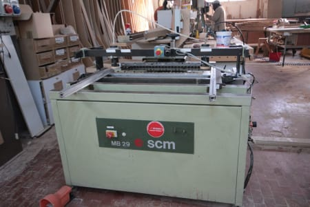 SCM MB29 Multiple Drilling Machine i_03412158