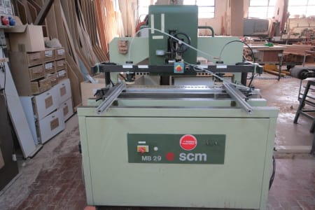 SCM MB29 Multiple Drilling Machine i_03412159