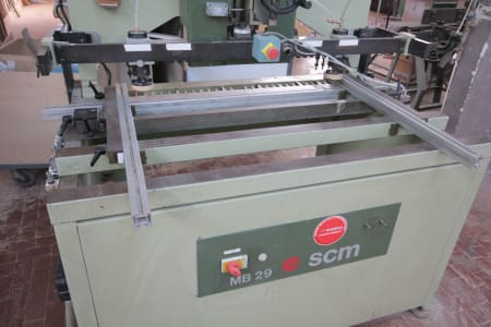 SCM MB29 Multiple Drilling Machine i_03412166