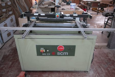 SCM MB29 Multiple Drilling Machine i_03412170