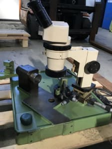 CHRISTEN Select-O-Matic 1-14NC Werkzeugschleifmaschine i_03415343