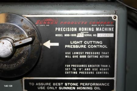 Хонинговъчна машина SUNNEN MB-1600-EMS Horizontal i_03415966