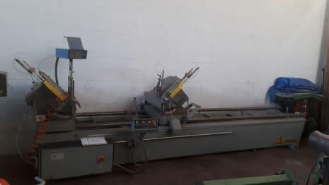 EMMEGI Double head miter saw for aluminum i_03420259