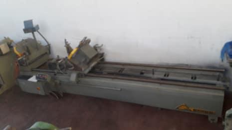 EMMEGI Double head miter saw for aluminum i_03420260