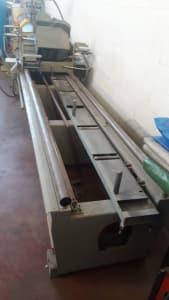 EMMEGI Double head miter saw for aluminum i_03420261