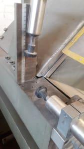 EMMEGI Double head miter saw for aluminum i_03420263
