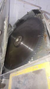 EMMEGI Double head miter saw for aluminum i_03420272
