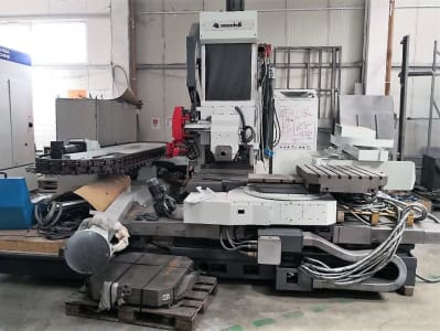 MANDELLI REGENT 1000 CNC Machining Center i_03422648