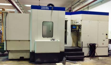 TOSHIBA BMC 800 Horizontal machining center i_03422674