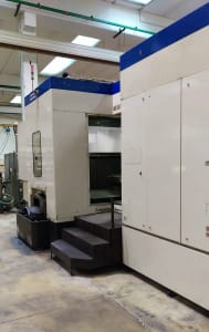 TOSHIBA BMC 800 Horizontal machining center i_03422675