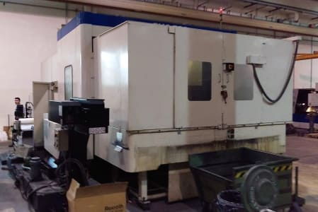 TOSHIBA BMC 800 Horizontal machining center i_03422677