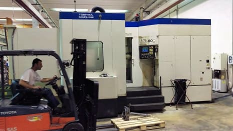 TOSHIBA BMC 800 Horizontal machining center i_03422678