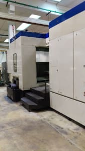 TOSHIBA BMC 800 Horizontal machining center i_03422679