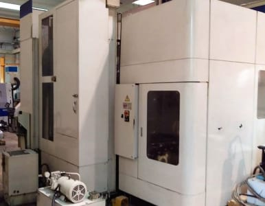 TOSHIBA BMC 800 Horizontal machining center i_03422680
