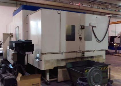 TOSHIBA BMC 800 Horizontal machining center i_03422681