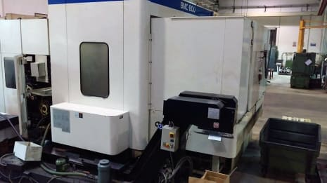 TOSHIBA BMC 800 Horizontal machining center i_03422682