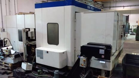 TOSHIBA BMC 800 Horizontal machining center i_03422686