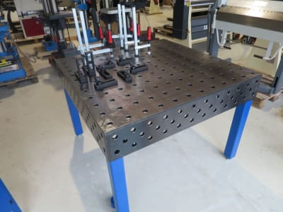 WMT 1200x1200 Welding table / hole table i_03445252
