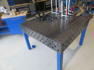 WMT 1200x1200 Welding table / hole table i_03445253