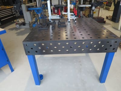 WMT 1200x1200 Welding table / hole table i_03445254