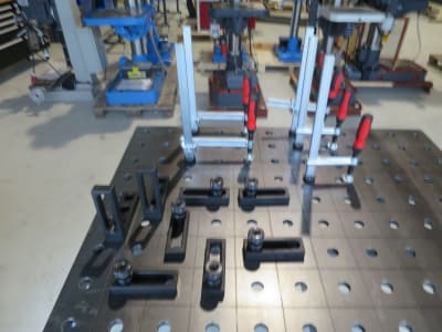 WMT 1200x1200 Welding table / hole table i_03445255