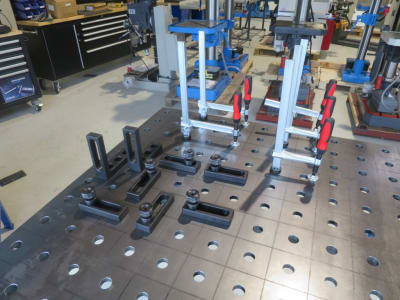 WMT 1200x1200 Welding table / hole table i_03445256