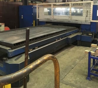 TRUMPF 5040 Laser Cutting Machine i_03449205