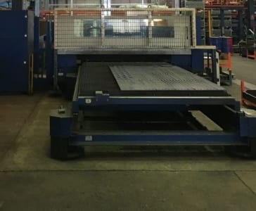TRUMPF 5040 Laser Cutting Machine i_03449206